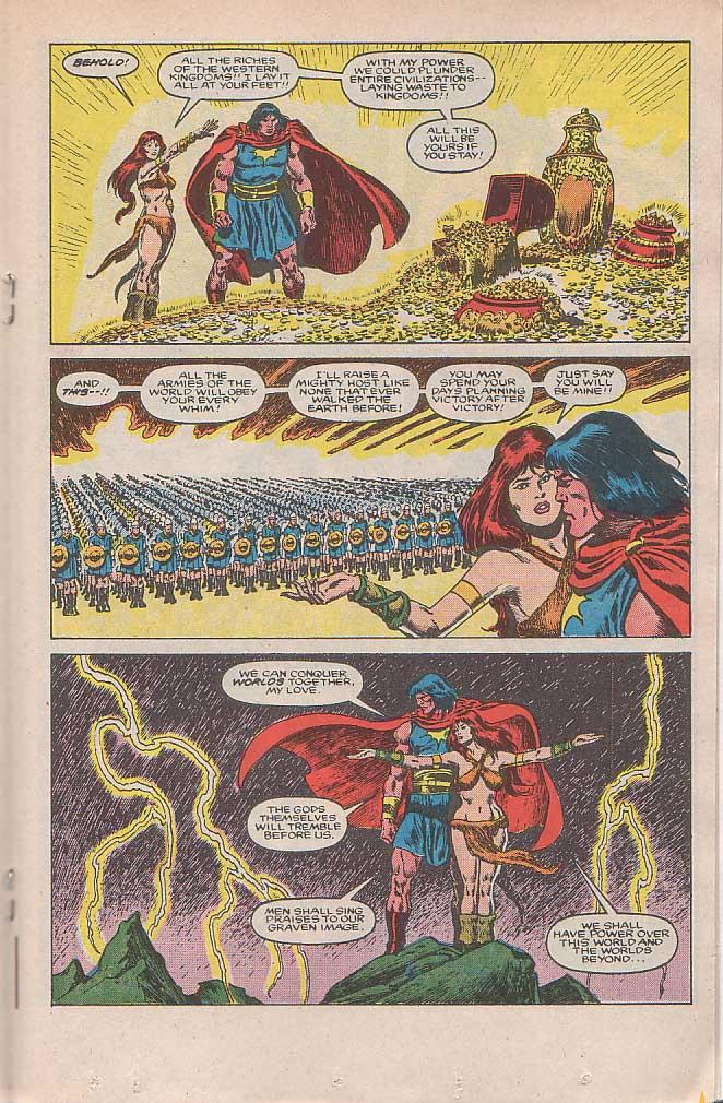 Conan the Barbarian (1970) Issue #185 #197 - English 14