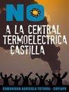 No a la Central Termoeléctrica Castilla