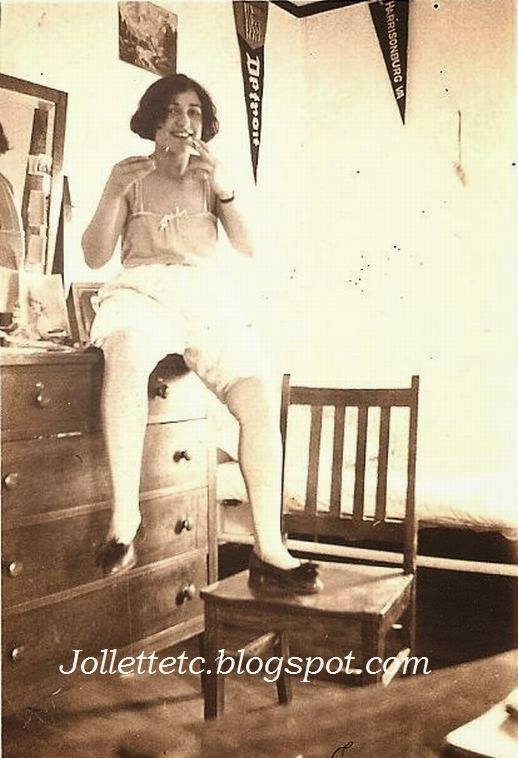 Leta LeVow 1924-25