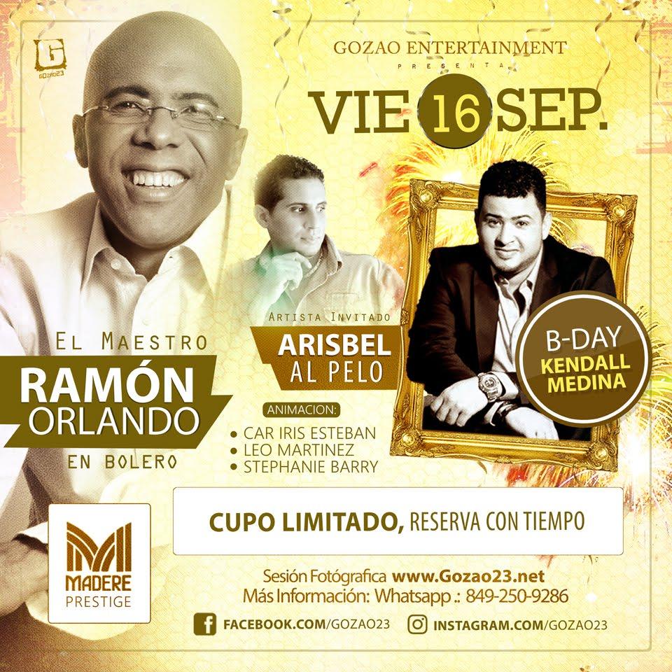 RAMON ORLANDO VIERNES 16 EN MADERE PRESTIGE