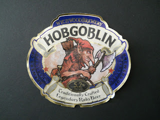 cerveza inglesa Hobgoblin
