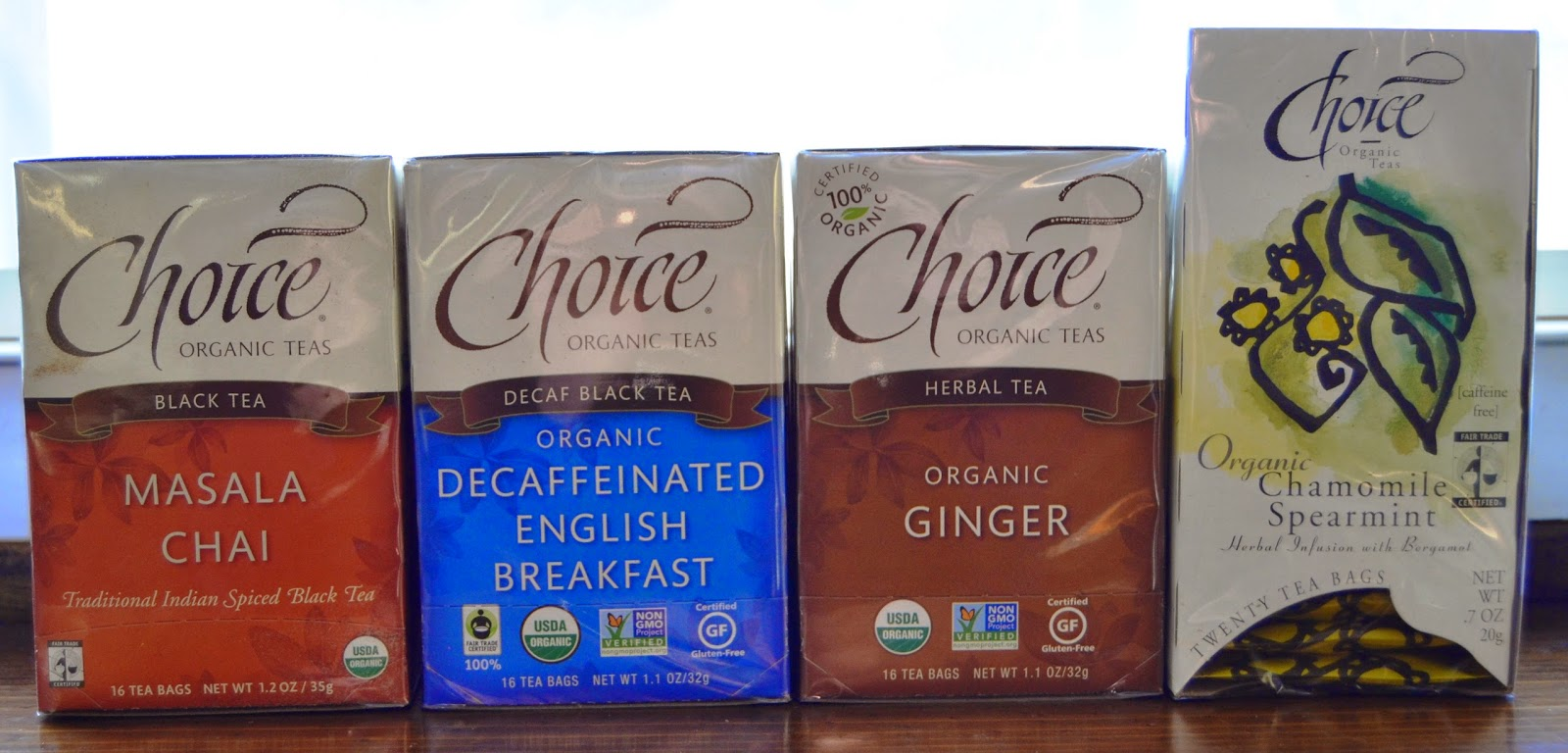 Choice Organic Teas