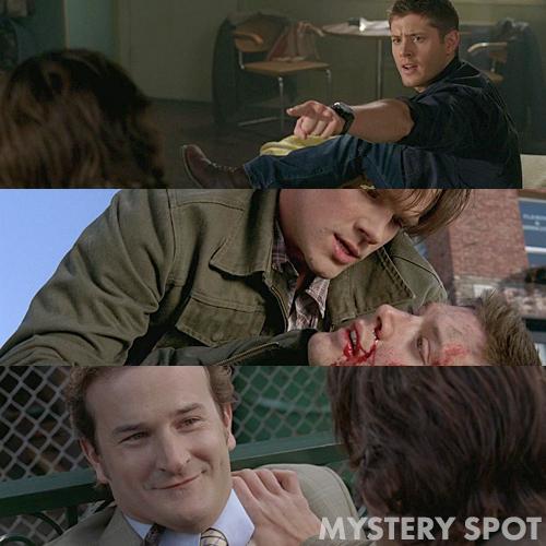 Supernatural 3x11 - Mystery Spot