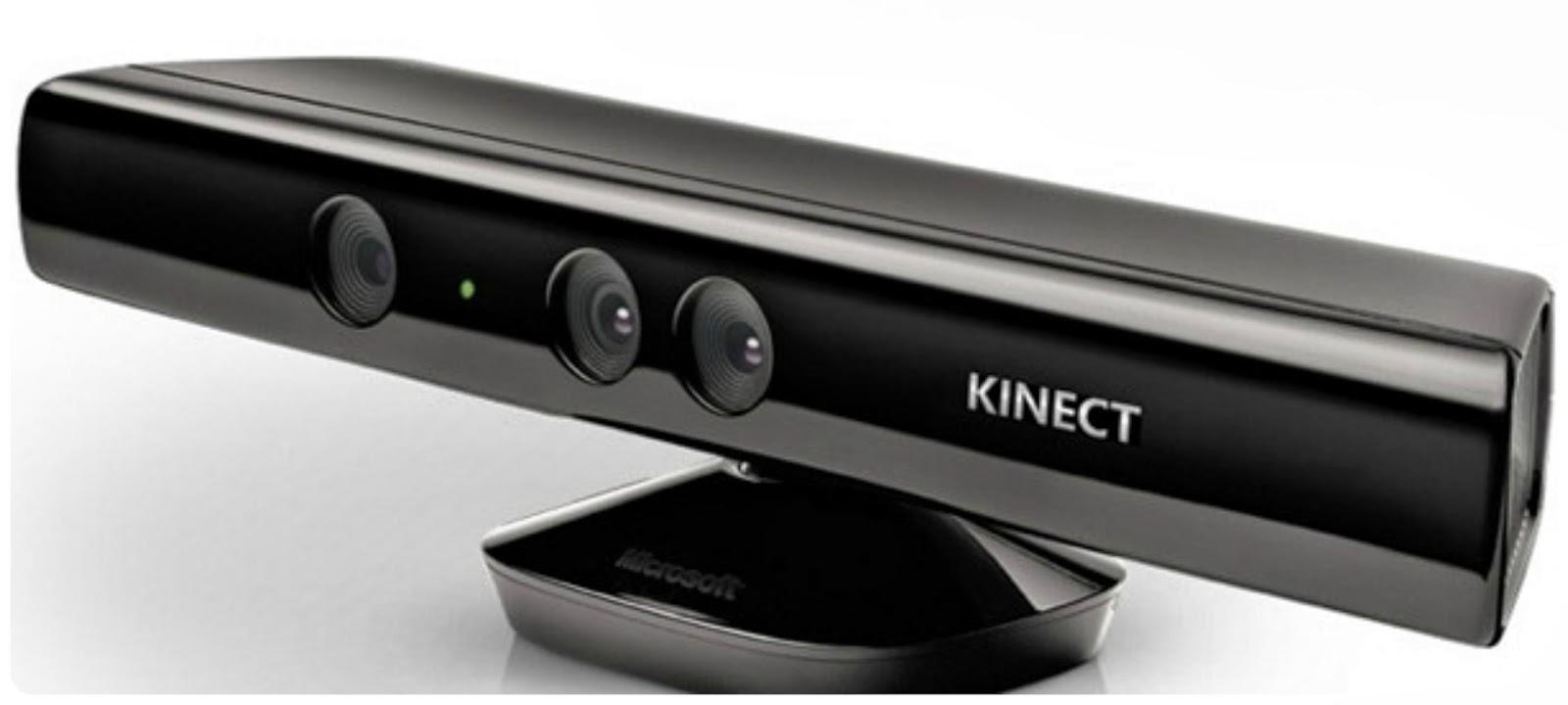 Periférico para Windows - Kinect - interactuar con pc con sensores