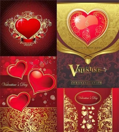 gorgeous card love the pattern vector
