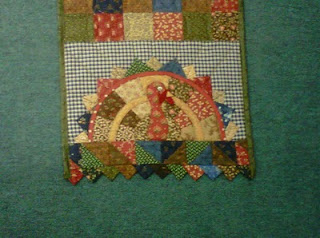 Thanksgiving Quilted Table Runner Patterns : Colleen s