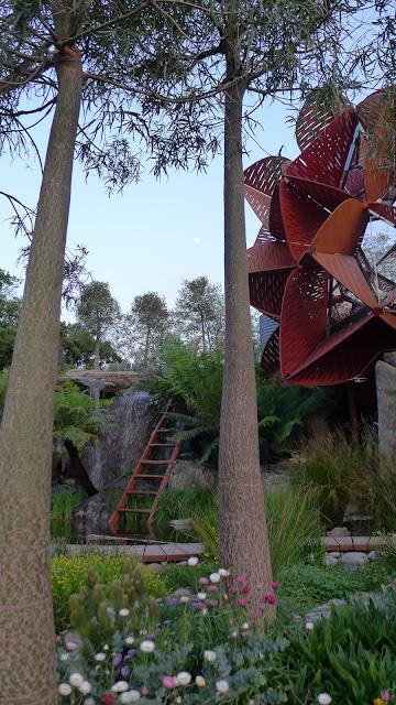 Best Show Garden: Trailfinders' Australian Garden