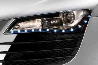 Audi Led Headlights A6