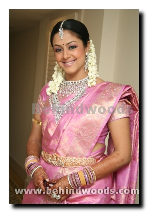 Tamil Actress Hot Wallpapers Suriya Amp Jothika Marriage Photos