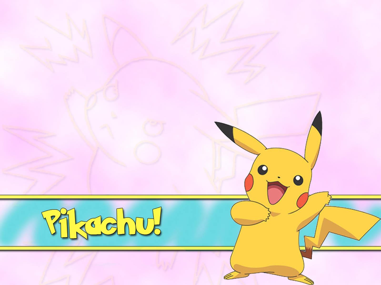 pikachu pokemon wallpaper - photo #19