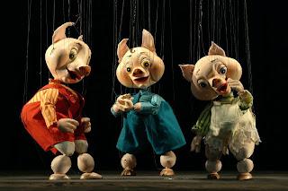 Repertoriul Teatrului de Animatie Tandarica pe perioada 25-31 martie 2013