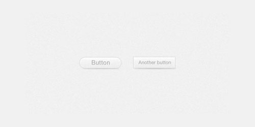 Free Simple Silver Gray Buttons