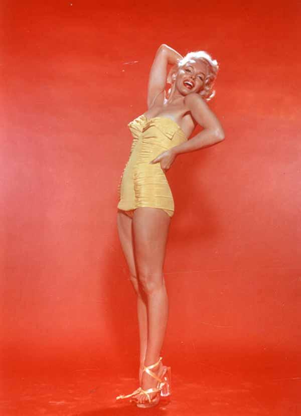 Morningstar Pinup Marilyn Monroe