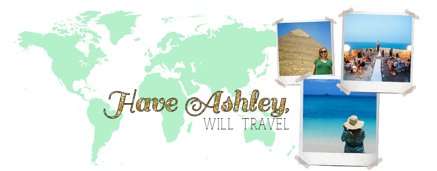 have ashley, will travel