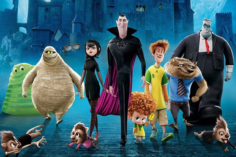 Filme Hotel Transylvania 2 BluRay Torrent