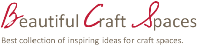 Beautiful Craft Spaces