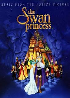 Vương Quốc Odette - Swan Princess