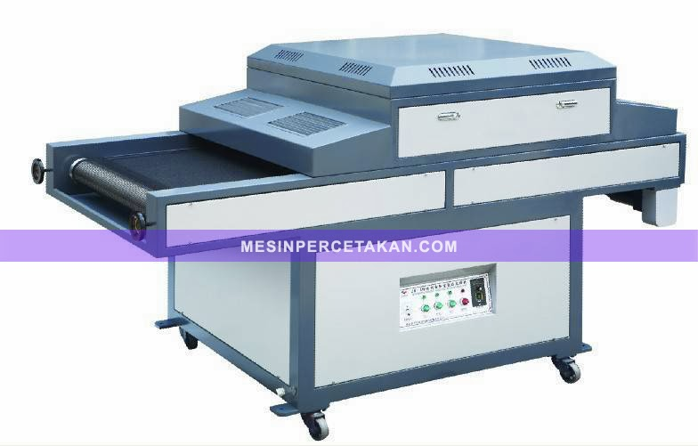 UV Curing Machine (Mesin Pengering)
