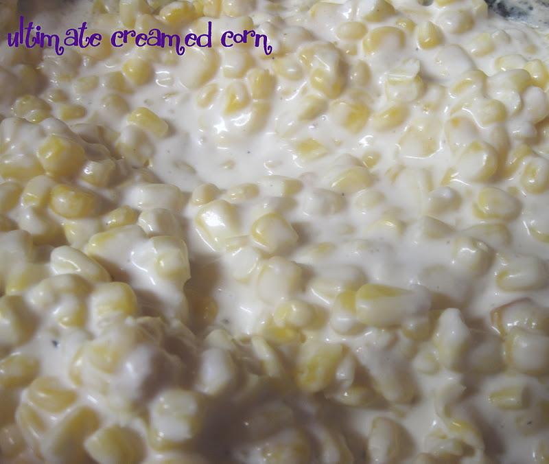 The Better Baker: Ultimate Creamed Corn {Slow Cooker}
