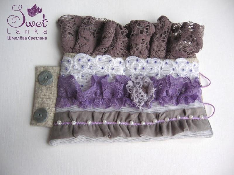 текстильный манжет