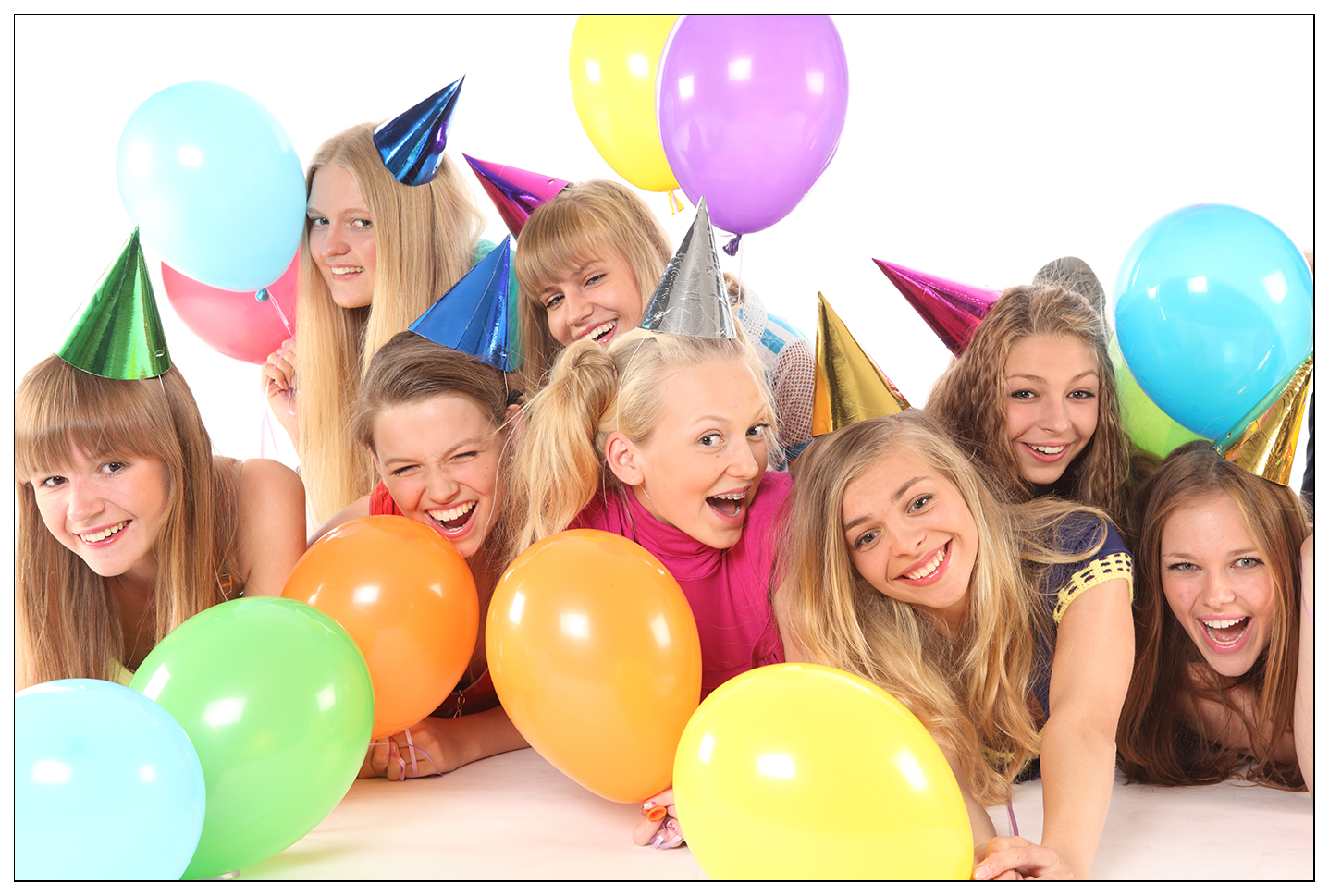 Конкурсы для детей на день рождения дома фото