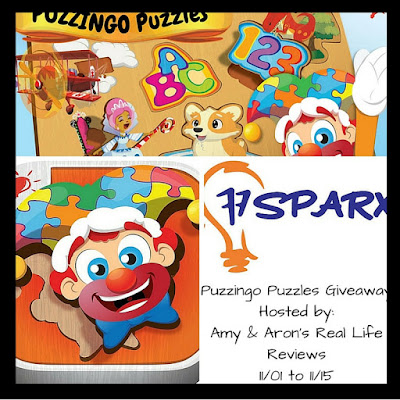 Enter the Puzzingo Kids Puzzles Giveaway . Ends 11/15.