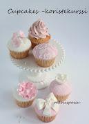 Cupcakes -koristekurssin kuulumisia