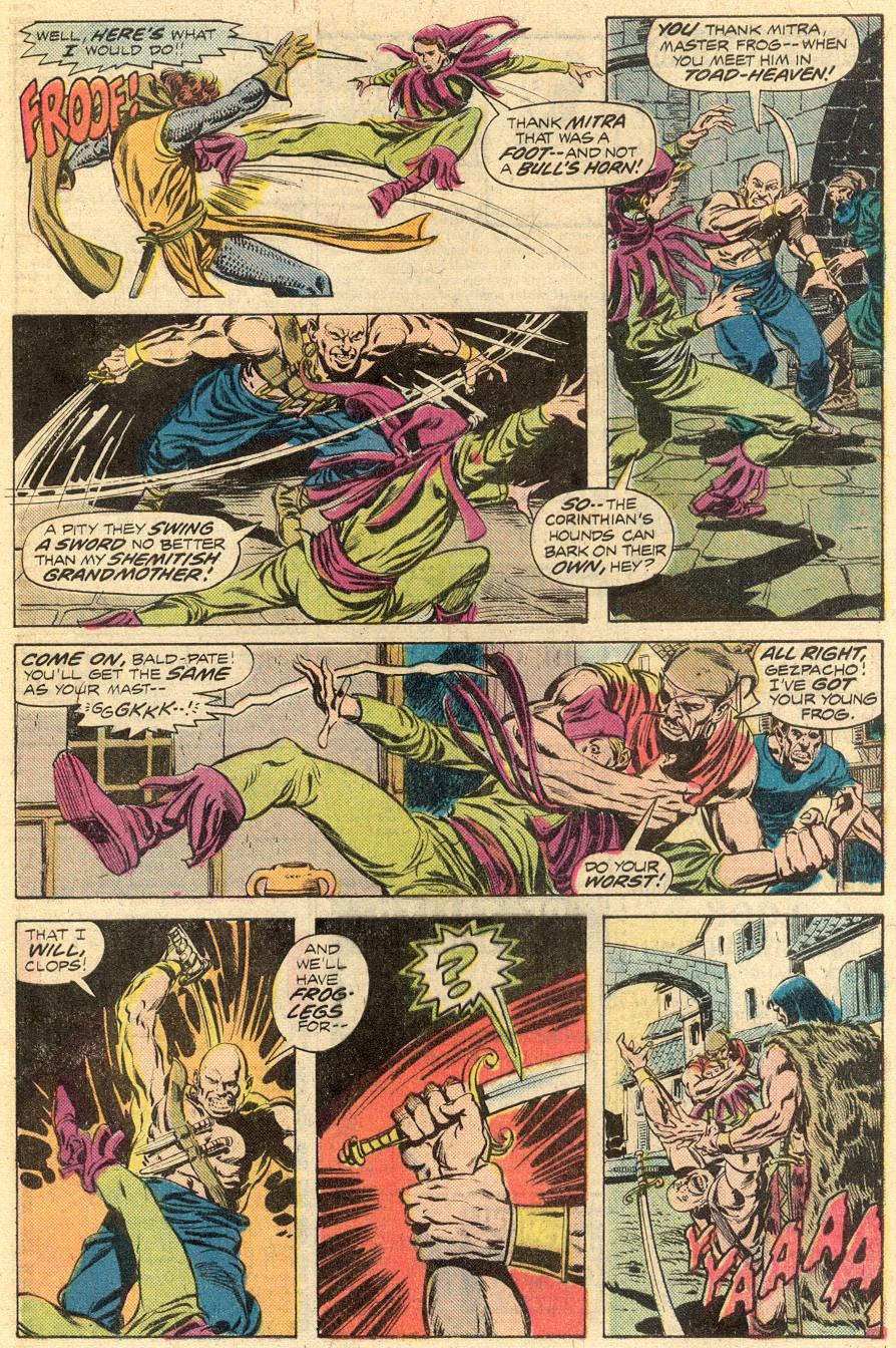 Conan the Barbarian (1970) Issue #52 #64 - English 6