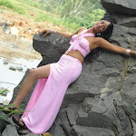 Rithika Sood in Pink Dress  Photo Gallery