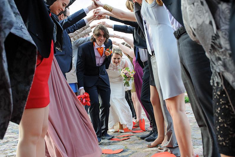 vestuviniai žaidimai su širdimis