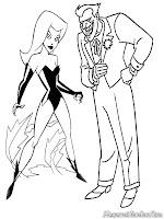 Joker Dan Poison Ivy Bersatu Melawan Batman