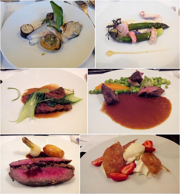 plats, dessert, la paulée nantaise, restaurant le 1, Nantes, bullelodie