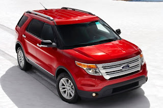2014 Ford Explorer Reviews & Release Date