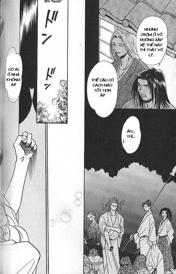 Soshite Haru No Tsuki chap 2 - Trang 31