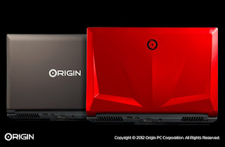 Origin PC EON15-S and EON17-S Gaming Laptops