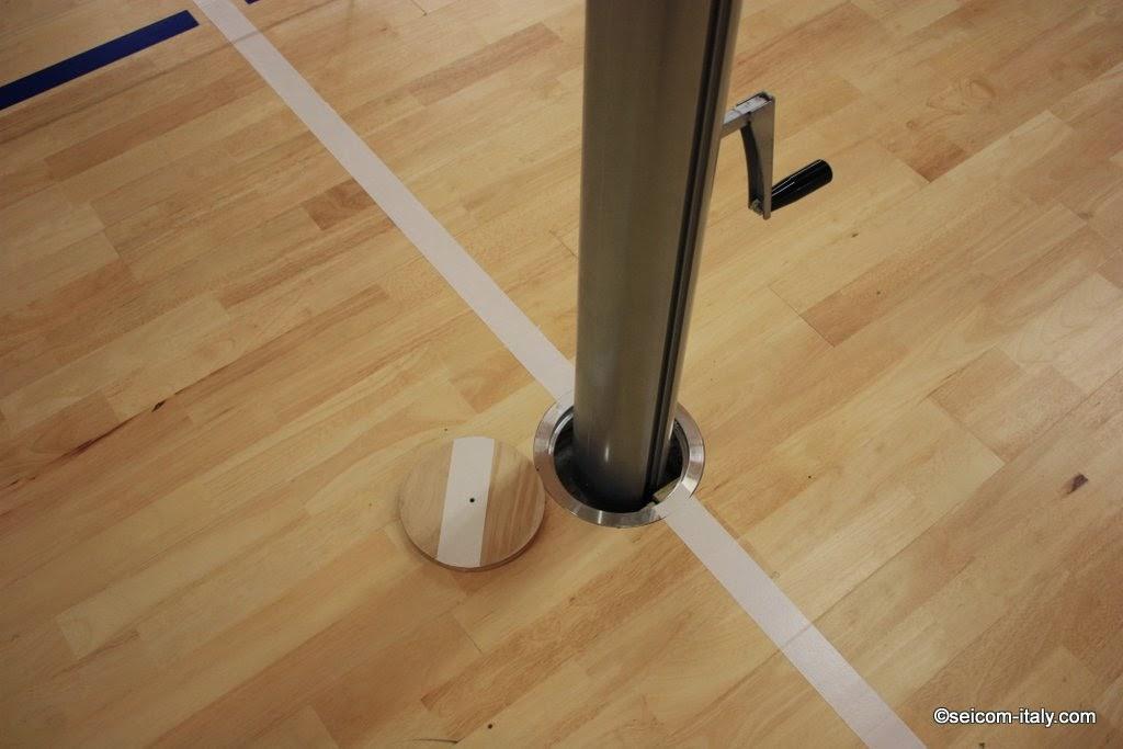 Accessori per pavimentazioni sportive