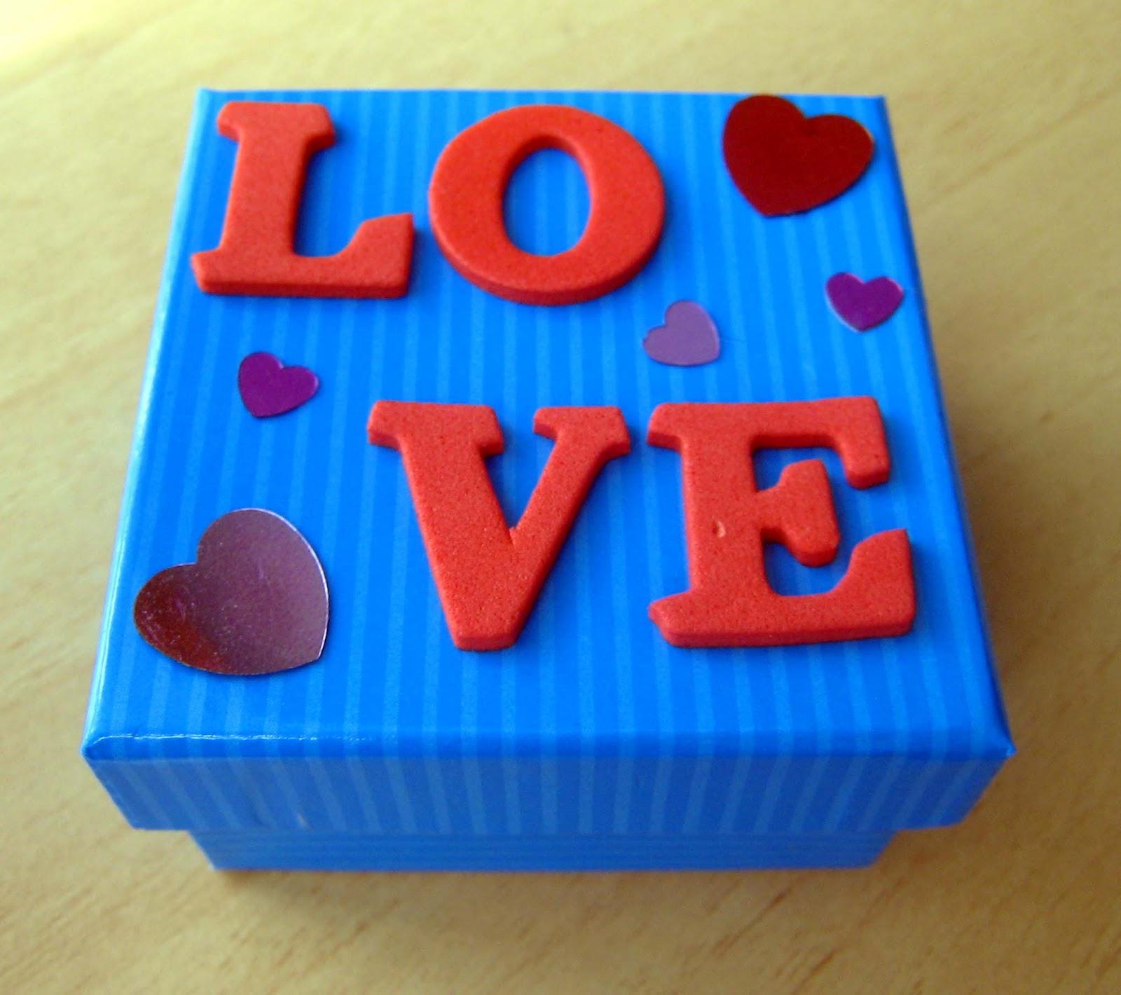 Manualidades y trucos mini cajas de cart n - Cajas de carton decoradas para bebes ...