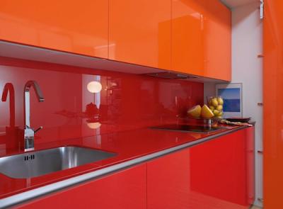 diseño cocina oculta
