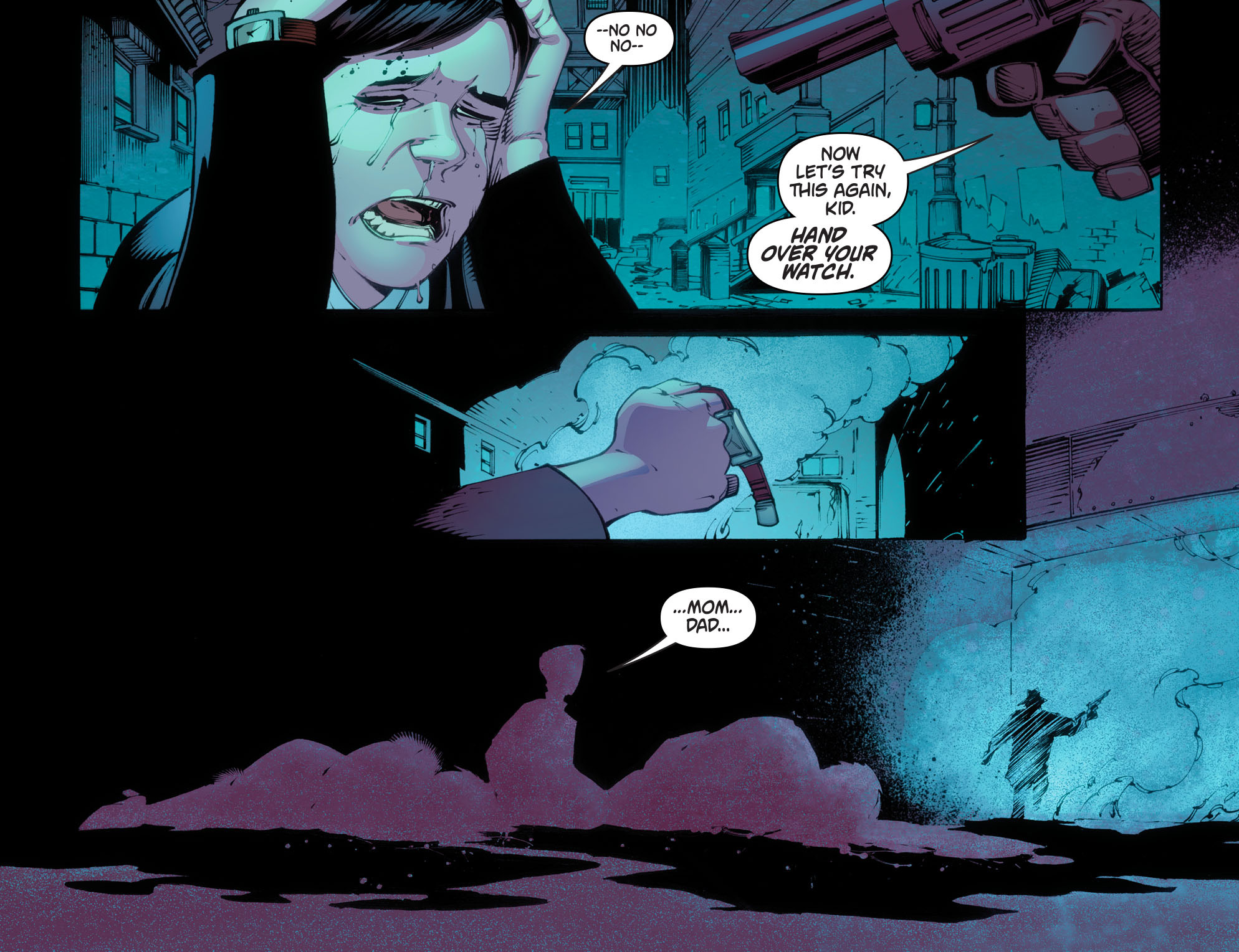 Batman: Arkham Knight [I] Issue #35 #37 - English 4