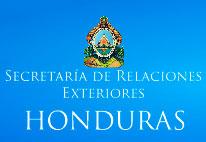 embajada honduras relaciones exteriores consulado pasaporte hondureño