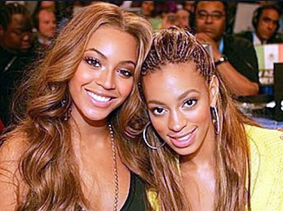 Beyonce Solange hot twins