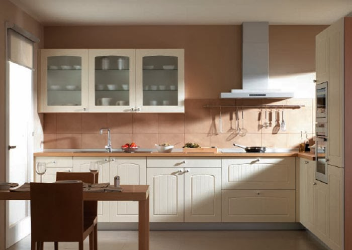 Office hazle un hueco en tu cocina cocochicdeco for Distribucion muebles cocina