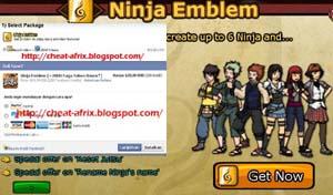 Get Free Emblem Ninja Saga