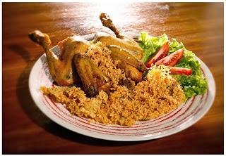 Resep Cara Membuat Ayam Kremes yang Renyah, ayam kremes, resep ayam kremes