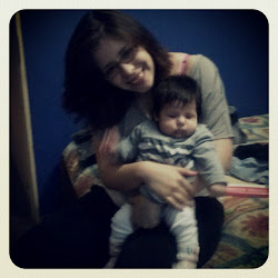 Julieta y yo.