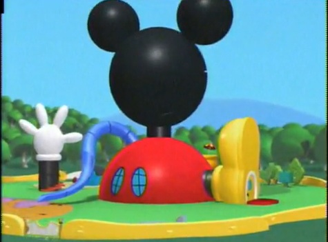 Crank up the Asay: Mickey Mouse Clubhouse