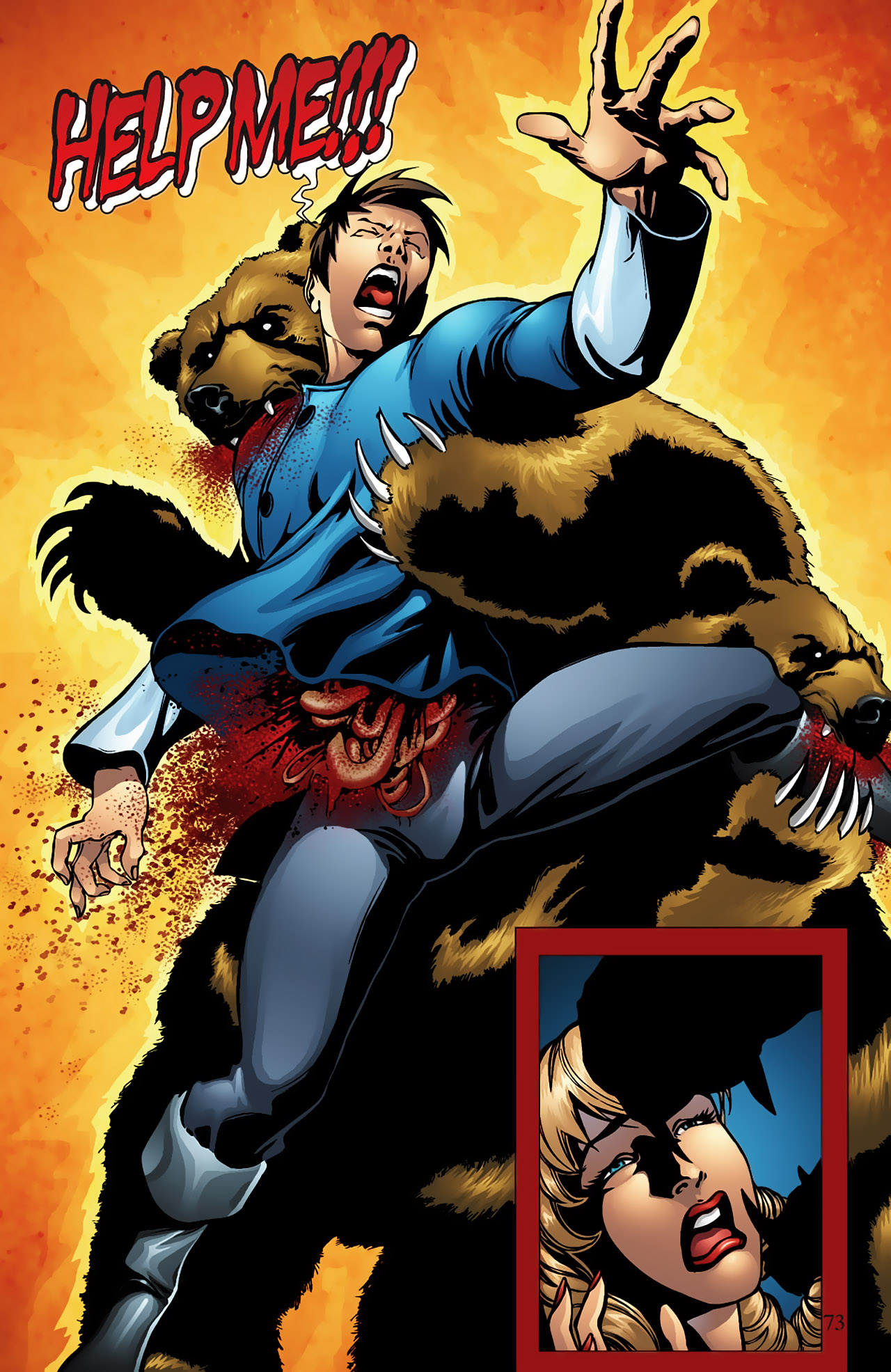 Grimm Fairy Tales (2005) Issue #9 #12 - English 20