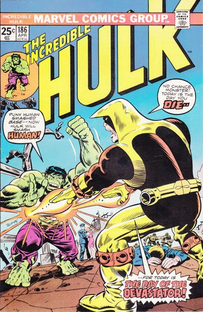 Incredible Hulk #186, Devastator