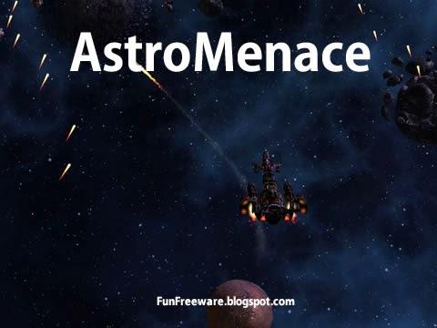 AstroMenace - Freeware Hardcore 3D Space Shooter Image