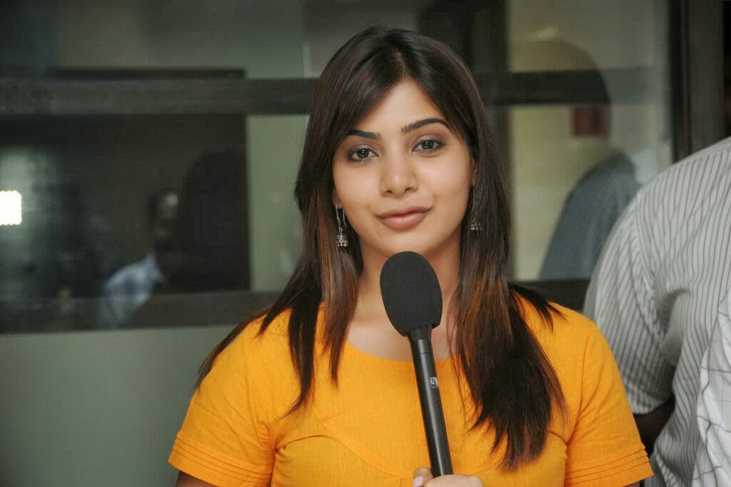 Samantha latest photos at pawan fans charity event